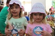 Nejmenší návštěvníci filmovky si připomínali Večerníčkovo výročí při pravidelných promítáních.