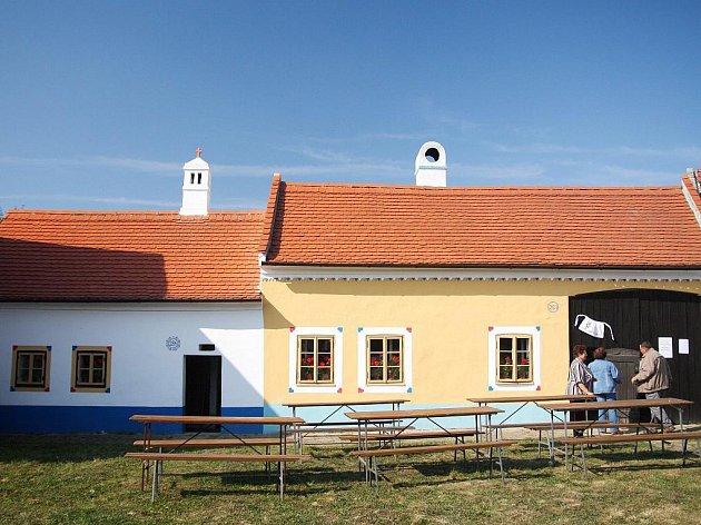Stávající památkové domky by se brzy měly rozrůst.