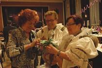 Historicky první ples seniorů v Dolním Němčí