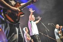 Slovácké léto: koncert Mňágy a Žďorp