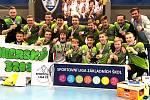Nejlepším školním florbalovým družstvem České republiky jsou už popáté v řadě žáci ZŠ Pod Vinohrady Uherský Brod.