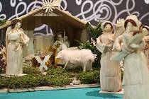 Vánoční atmosféru v brodském kině Máj naladil Vánoční jarmark.