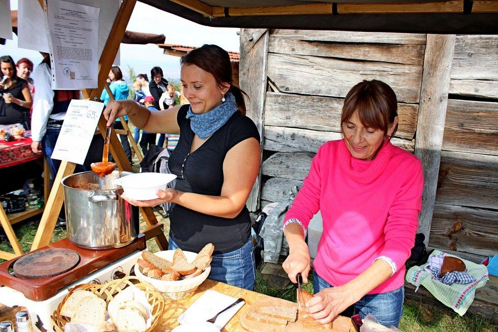 GASTROFESTIVAL. V hradišťském Parku Rochus se v sobotu uskuteční VI. ročník Slováckého festivalu vůní a chutí