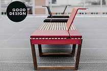 Ocenění Good design získala kolekce venkovního nábytku Barka.