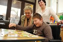 Hradišťská škola pro děti s více vadami zorganizovala den otevřených dveří pro občany.