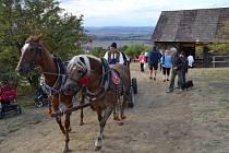 Přemístění stodoly z Břestku na kopec Rochus stálo půl milionu korun.