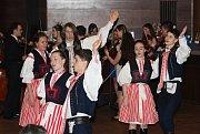 Tradiční ples pedagogů a studentů Gymnázia J. A. Komenského v Uherském Brodě v pátek 2. března zaplnil tamní dům kultury.