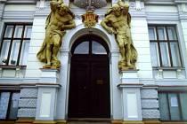 Budova Městského úřadu v Uherském Hradišti. Ilustrační foto.