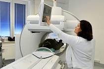 Uherskohradišťská nemocnice vlastní SPECT/CT přístroj.