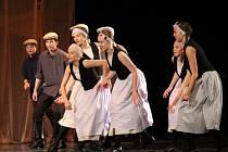 """Prvními """"kritiky"""" zpracování baletu Špalíček byly v Uherském Hradišti děti z mateřských škol."""