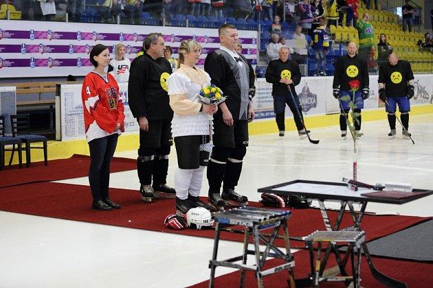 Soutěžní svatební pár číslo 33 - Zuzana a Tomáš Pavlíčkovi, Přerov