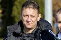 Trenér Martin Onda.