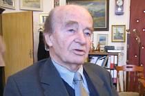Člen Slovenské akademie věd Ivan Plander.