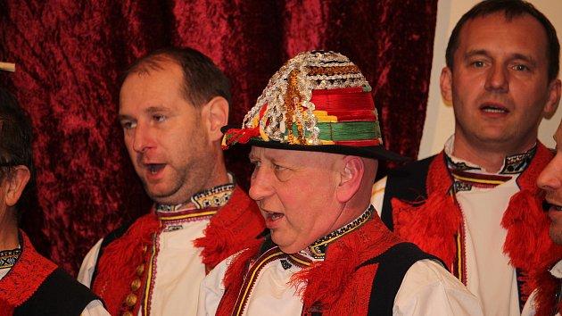 Zpívání v boršických uličkách
