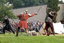 Otevřené památky, velkolepá historická bitva a tisíce zvědavých diváků – to je statistika letošních Dnů evropského dědictví v Uherském Brodě.