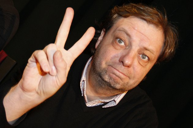 Herec a režisér Milan Šteindler.