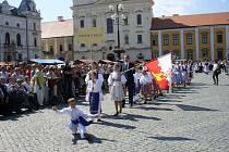 Slovácké slavnosti vína 2012 - Uherský Brod.