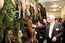 Vloterii na mysliveckém plese v Tupesích bylo 67 kusů zvěřiny.