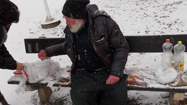 Nový projekt charity si klade za cíl nabídnout lidem bez domova zlepšení jejich životních podmínek
