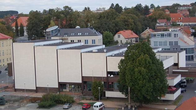 Dům kultury v Uherském Brodě. Ilustrační foto.