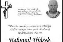 Zemřel kanoista Bohumil Hlůšek