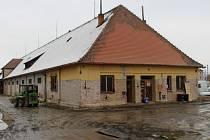 Z objektu bývalé konírny vyroste Slovácká tržnice.