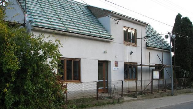 Obecní úřad ve Stupavě.