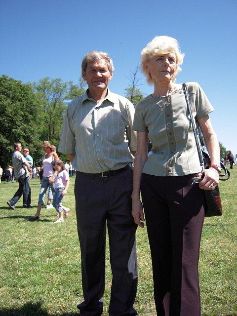 Pan Šantavý si na Antonínku před čtyřiceti lety vymodlil svou manželku