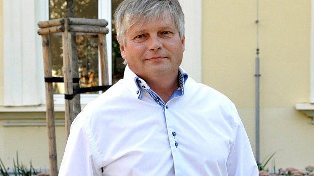 Ředitel Klubu kultury Uherské Hradiště Antonín Mach.