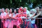 Letní filmová škola 2018   David Koller Band na Masarykově náměstí v Uherském Hradišti