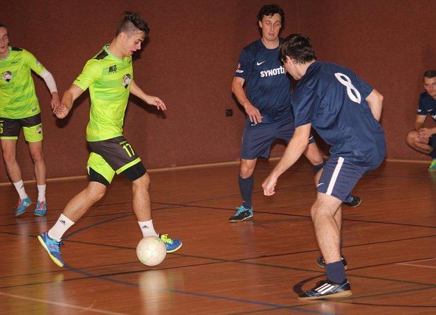 Futsalová Superfrankie liga. Ilustrační foto