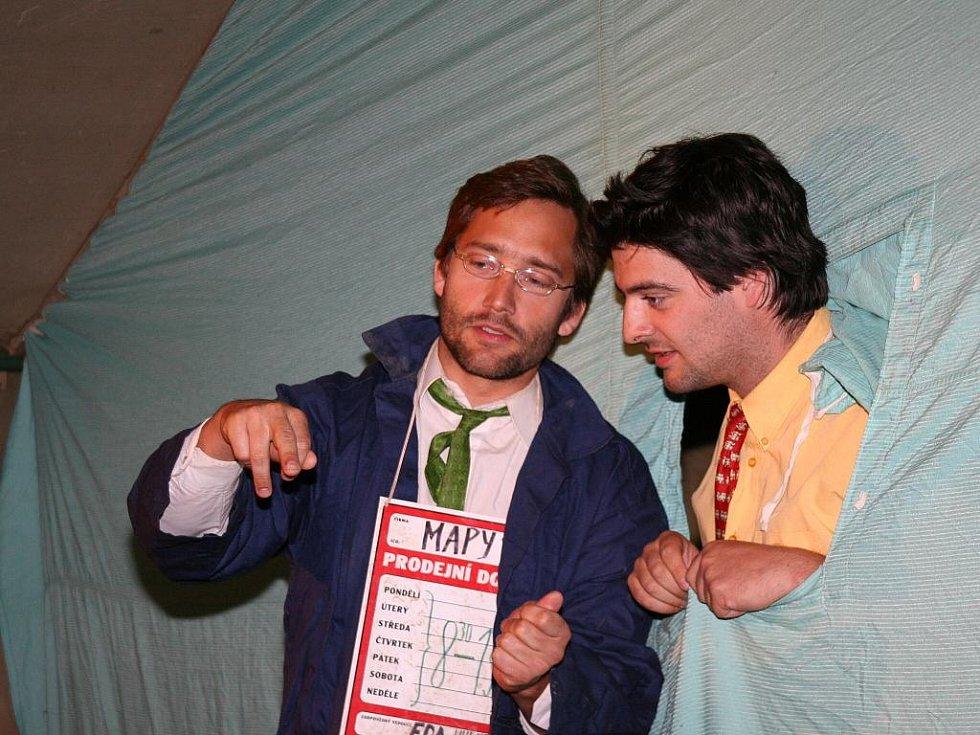 Herci svou hru předvedli letos naposled.