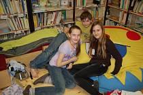 Noc s Andersenem v knihovně Bedřicha Beneše Buchlovana v Uherském Hradišti