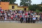 Polešovická základní škola má novou půdní vestavbu. Slavnostní otevření bylo velkolepé.