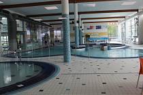 Aquapark Uherské Hradiště. Ilustrační foto
