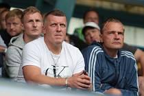 Bývalý prvoligový fotbalista Miloslav Penner (na snímku vlevo) v pátek nečekaně zemřel. Bylo mu 47 let.