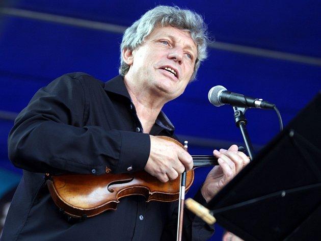 Velkomoravský koncert ve Starém Městě. Ilustrační foto z roku 2014