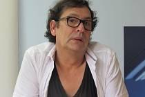 Španělský režisér Agustí Villaronga v Uherském Hradišti na Letní filmové škole.