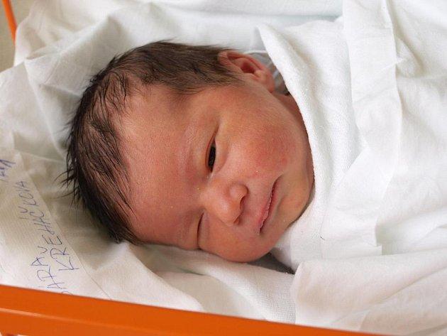 Bára Křeháčková, 23. 5. 2010, 47 cm, 3100 g, Březová