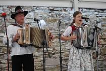 Muzikanti přijeli ze Slovenska i z Čech.