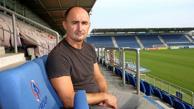 Ředitel fotbalistů Slovácka Petr Pojezný.