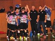 2. futsalová liga: Bazooka CF Uherské Hradiště. Ilustrační foto