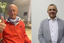 Ivo Valenta vs. Josef Bazala - Kdo s koho ve druhém kole senátorek na Uherskohradišťsku?