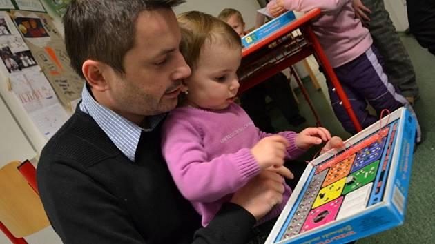 Škola zvala rodiče s malými dětmi na únorový zápis.