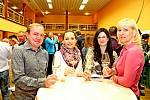 KOŠT. Na 11. velikonoční výstavě vín vPolešovicích mohli návštěvníci ochutnat 683 vzorků vína.