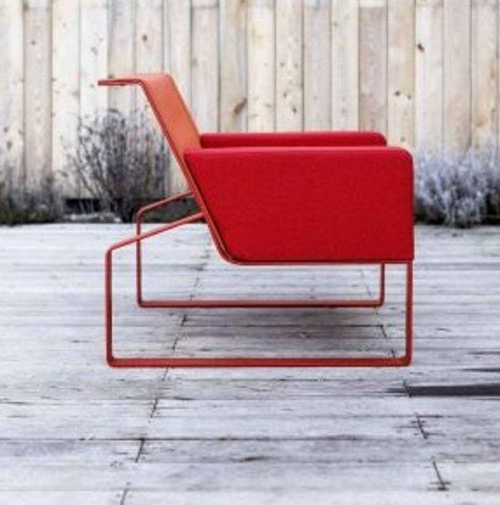 Ocenění Good design získala kolekce venkovního nábytku Moja.