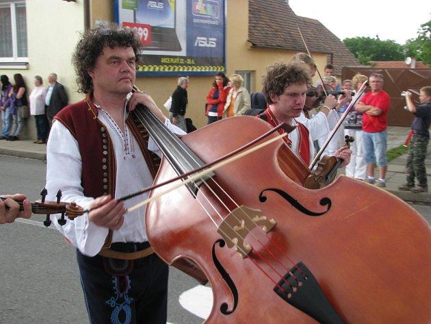 Mezinárodní folklorní festival se Strážnici. Ilustrační foto.