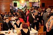 Milovníci mysliveckých plesů si vsobotu přišli na své v Tupesích