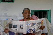 Slovácký deník v Nepálu.