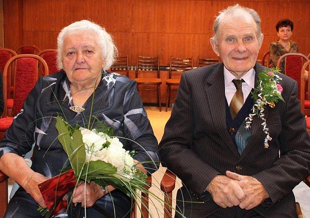 Manželé Palánovi se vydali na společnou cestu životem před 65 lety.